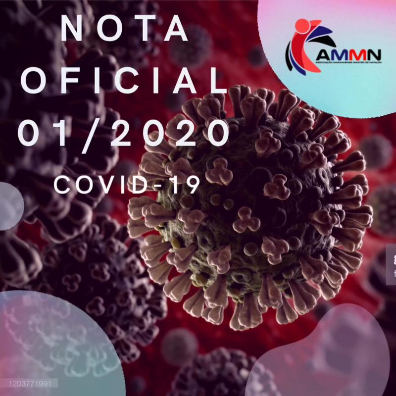 Nota Oficial 01/2020