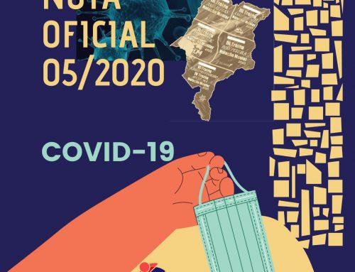 Nota Oficial 05/2020